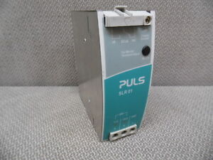 Puls Dc Power Supply Module Slr 01 60 Day Warranty