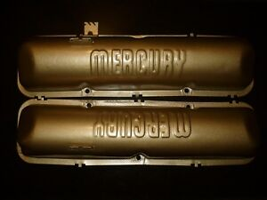 Mercury Vintage Valve Covers 352 360 390 406 427 428