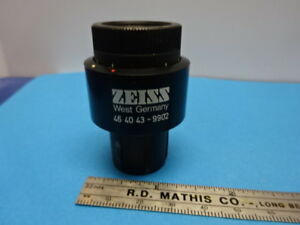 Zeiss Germany Eyepiece Ocular 464046 Kpl 10x Microscope Part Optics