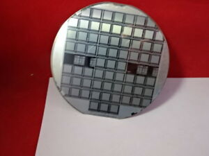Collectable Silicon Wafer With Components As Is 91 97