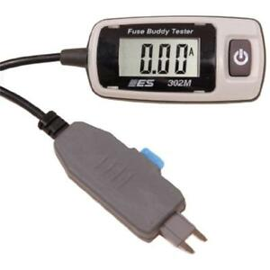 Esi Electrical Testers Test Leads 302m 20 Amp Fuse Buddy Mini