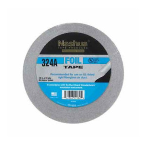 Nashua Duct Tape Foil Air Professional 4 8 Mil 60 Yd Aluminum Meets Ul 181