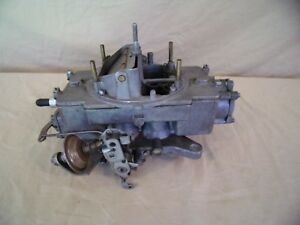 Ford 4100 Autolite Four barrel Carb Carburetor 6p H 1 08 289