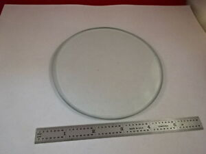Nikon Japan Glass Stage Specimen Plate Optics Microscope Part As Is H1 c 22