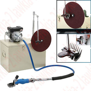 360 rotate Electric Shearing Machine Clipper Shears For Sheep Goats Farm 220v