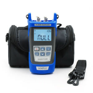 Optical Fiber Search Instrument otdr Time Domain Reflectometer breakpoint Tester