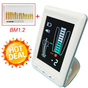 Dental Dentist Endodontic Color Lcd Root Canal Apex Locator Machine Drills