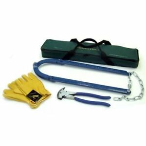 Texas Fence Fixer Stretcher Tool Fast Electric Tensile Barb Wire Gift Set Sale