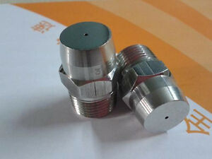 New Conical Stainless Steel Spray Nozzle 1 2 Bspt High Pressure Clean z766 Zy