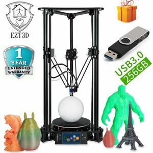 Ezt T1 Plus l Touch Screen 3d Printer With 1 5w Laser Engraving Auto Leveling Nm