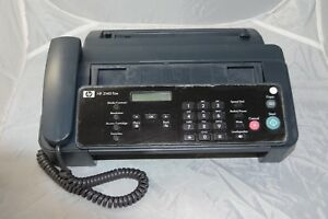Hp 2140 Professional Quality Plain Paper Fax Machine Copy Phone Copier free S h