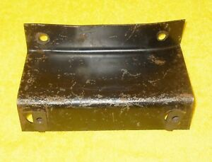 1965 1966 Mustang Fastback Coupe Gt Convertible Orig Floor Console Front Bracket