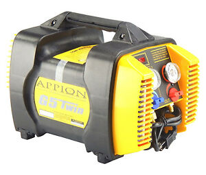 Appion G5twin Refrigerant Recovery Machine Local Pickup 97234 1