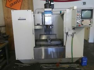 1991 Fadal Vmc40 Veritical Machining Center Cnc Mill