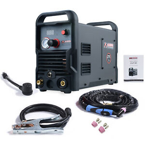 Cut 50 50 Amp Plasma Cutter Pro Cutting Machine 110 230v Dual Voltage New