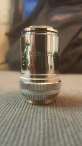 Zeiss Planapo 100x Ph3 Oil Microscope Objective