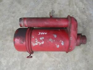 International Farmall 300 Utility Air Cleaner Assembly Antiquetractor