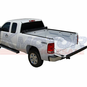 Jdmspeed Roll Up Tonneau Cover 6 5 Ft For Chevy Silverado Gmc Sierra 2007 2013