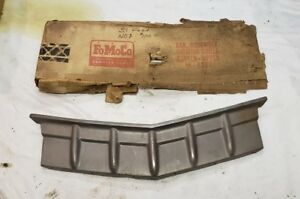 Nos 1951 Ford Center Upper Grill Assembly 1a 8363 Fomoco