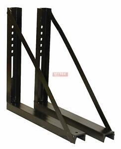 Mounting Brackets Tow Truck Rollback Trailer Underbody Toolbox
