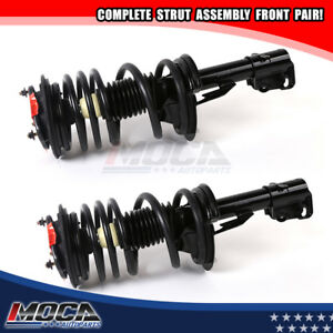 2 Front Struts Assembly For1990 1991 1992 1993 1994 1995 Chrysler Town