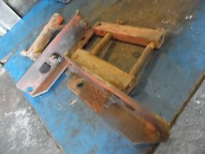 1948 Farmall M Gas Farm Tractor Rear Axle Brackets