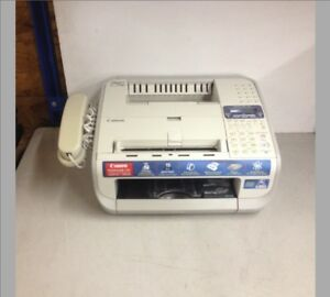Canon Faxphone L90 Monochrome Laser Printer Scan Fax 12k Page Count W Toner