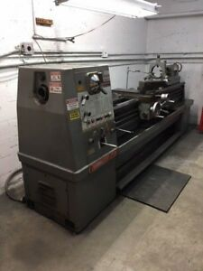 Turnmaster Engine Lathe 21 29 X 80