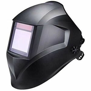 Welding Helmet Tacklife Pah03d Solar Power Auto Darkening With Wide Shade Range