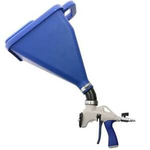 All wall Marshalltown Sharpshooter 2 1 Hopper Gun Drywall Texture Spray