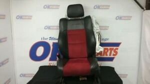 15 Jeep Grand Cherokee Srt Front Left Driver Seat Bag Blown