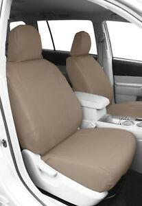 Caltrend Duraplus Front Custom Seat Cover For Toyota 1989 1995 Pickup