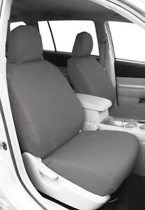 Caltrend Duraplus Front Custom Seat Cover For Toyota 1984 1988 Pickup
