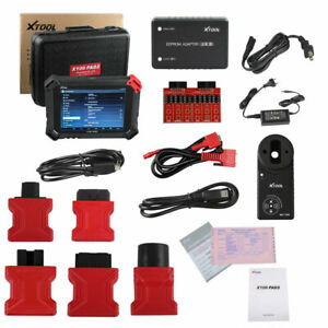 Us Ship Xtool X 100 Pad2 Special Functions Car Programmer With 4th