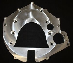 Fits 6bt 03 Cummins Bell Housing Adapter Plate Flexplate Allison Conversion Kit