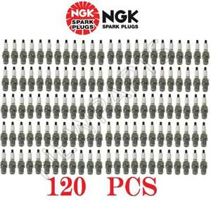 120x Ngk R5671a9 5238 Racing Spark Plugs Race Tuned Turbo Supercharged High Comp