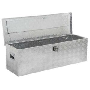Aluminum Truck Tool Box Storage Underbody Trailer Heavy Duty Lightweight 49
