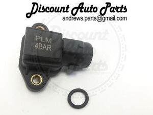 Plm 4 Bar Map Sensor B D H F Series Honda Acura Integra Civic Del Sol Crv S2k
