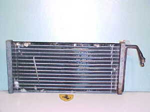 Ferrari 246 Dino Air Conditioning Condensor_320441_206 Gt_246 Gt Gts_oem