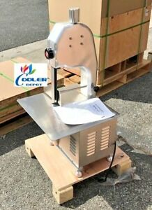 Food Processing Commercial Meat Bone Saw Model Hls 1650 Butcher Deli Bandsaw Nsf