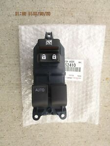 12 14 Toyota Fj Cruiser Driver Left Side Master Power Window Switch Brand New