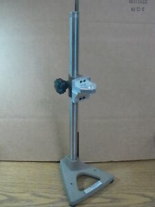 Chatillon Force Gauge Stand 21 1 2 Tall