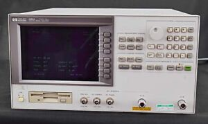 Hp Agilent 4352a Vco pll Bench Top Lab Test Generator 10mhz 3ghz Signal Analyzer