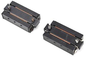 Lot Of 2 Design Components Industrial Linear Motion Rail Slide Table Units