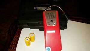 Gas Detector Tif8800 Combustible Gas Detector Used