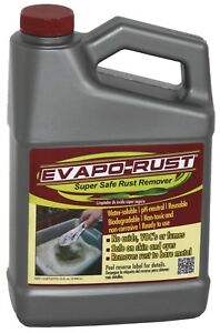 Super Safe Evaporust Rust Remover 1gallon Fluids Supplies Cleaning Home Tools