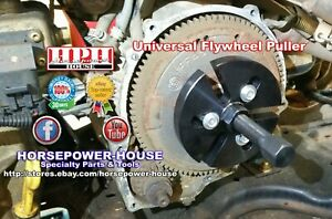 Universal Puller Set For Flywheel Magneto Rotor Stator Remove Many Small Engines