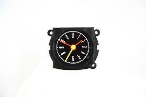 New 1967 1968 Mustang Quartz Clock For Dash Cluster Battery Powered