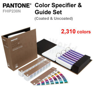 Pantone Fhip230n Fhi Color Specifier Formula Guide Set 2 310 Colors