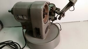 Christen Model Lc21 ch Precision Drill Grinder Swiss Made Up To 1 8
